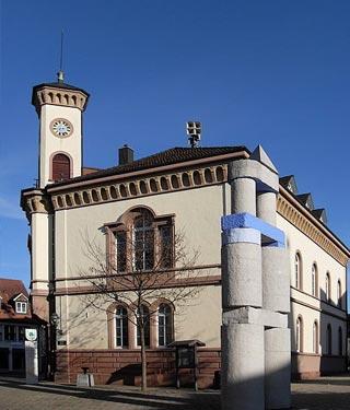 Müllheim Altes Rathaus