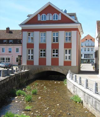 Müllheim Altes Schlachthaus